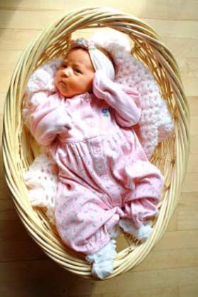 Регистрация новорожденных детей