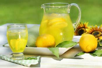 Лимон творит чудеса