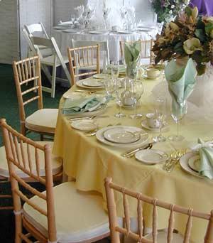 Сервировка стола и столовый этикет