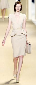 Модные тенденции весна-лето 2012