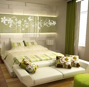 Интерьеры спален