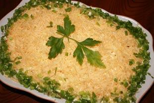 Рецепты салатов зимой